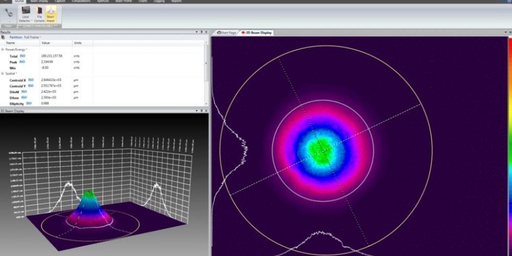 PHOT'Innov-Qu'est-ce que l'analyse de faisceau laser ?
