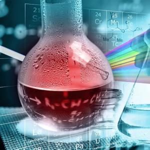 Analyses de composants chimiques – Absorption/Transmission