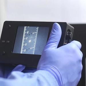 Caméras pour visualisation de faisceaux infrarouges
