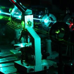 Monitoring laser