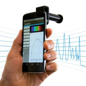 Spectromètre connecté GoSpectro