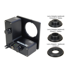 Monture optique motorisée avec contrôleur intégré : 001-T-MM