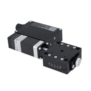 Goniomètre motorisé avec contrôleur et encodeur intégrés : 001-X-GSM-E