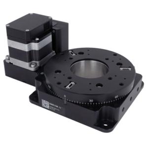 Rotations moteur pas à pas avec contrôleur et encodeur rotatif intégrés