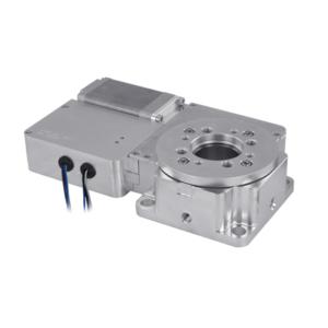 Rotation motorisée compatible 10-3 Torr – 001-X-RSW-SV1