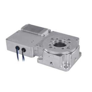 Rotation motorisée compatible 10-6 Torr – 001-X-RSW-SV2